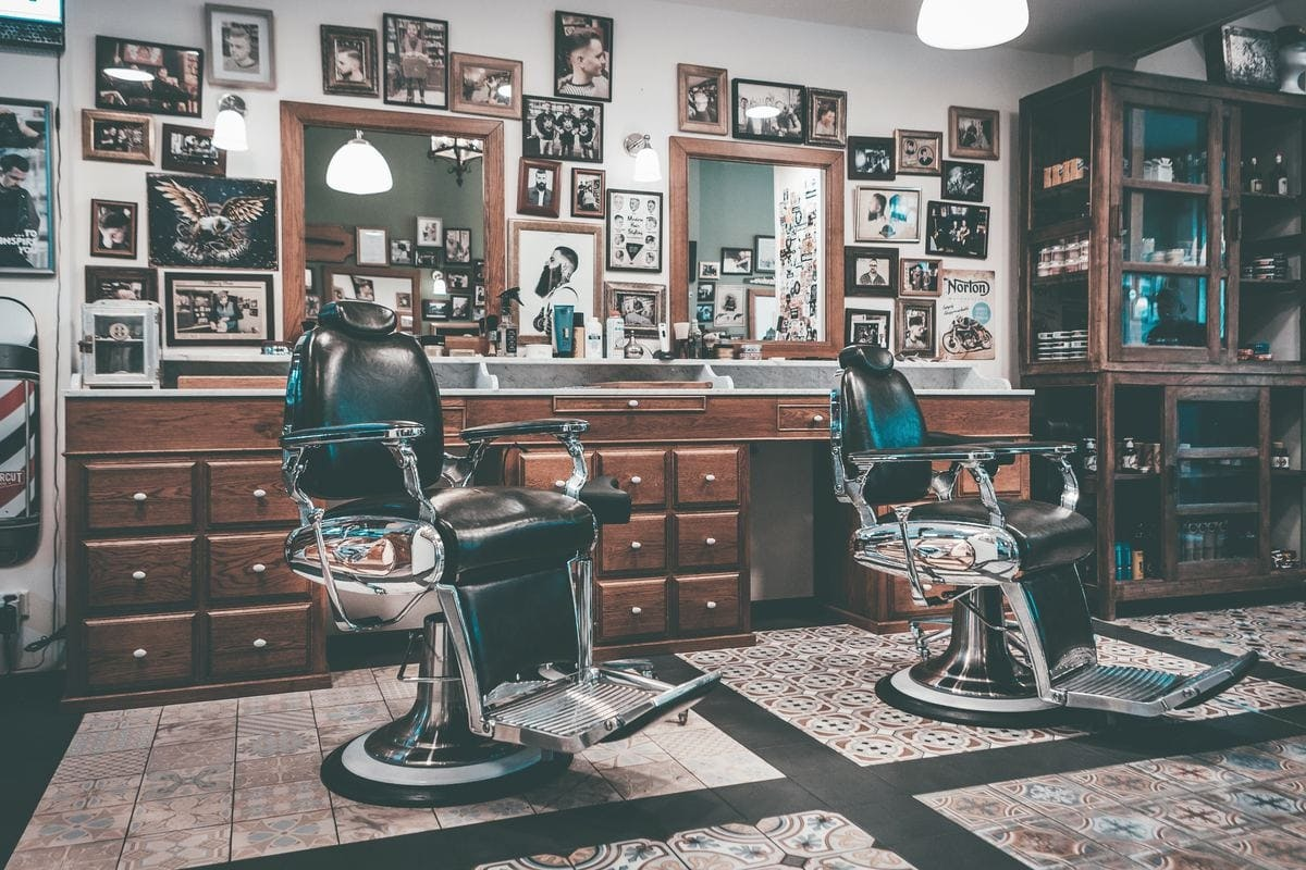 Adolph's Barber Shop
